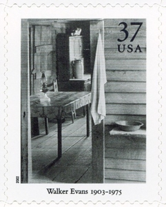 Washroom and Dining Area of Floyd Burrouths' Home, Hale County Alabama, Walker Evans