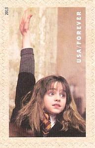 US Stamp Gallery >> Hermione Granger