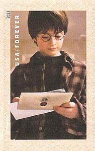 US Stamp Gallery >> Harry Potter