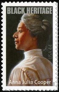 US Stamp Gallery >> Anna Julia Cooper