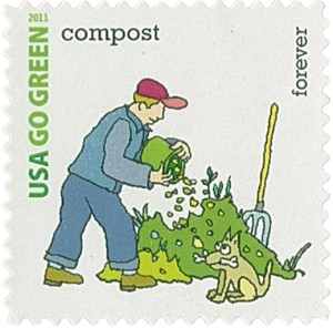 US Stamp Gallery >> Compost