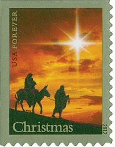 www.usstampgallery.com >> US Postage Stamp >> Holy Family