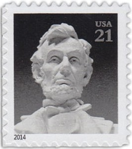 US Stamp Gallery >> Abraham Lincoln